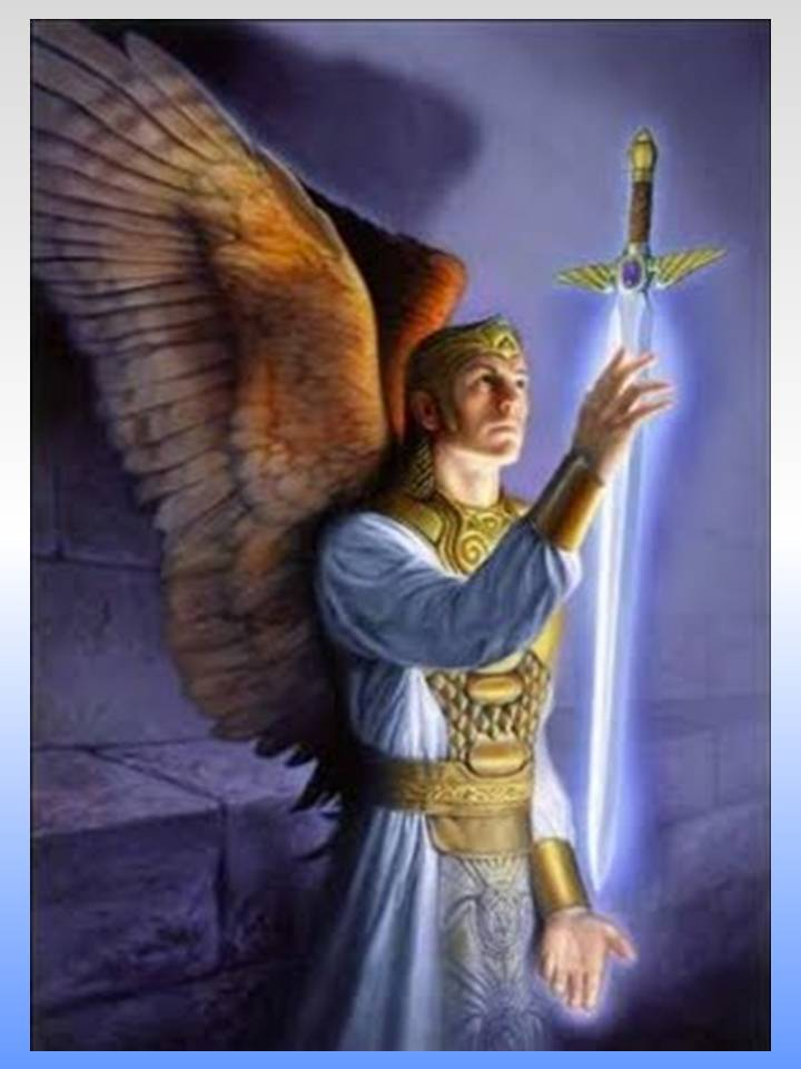 Espada San Miguel Arcangel