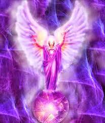 angeles de la llama violeta
