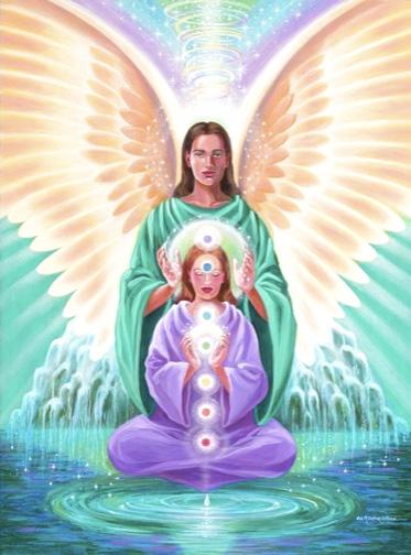 angel de sanacion