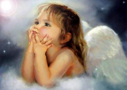angelito blanco