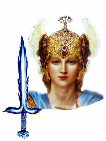 espada del arcangel miguel