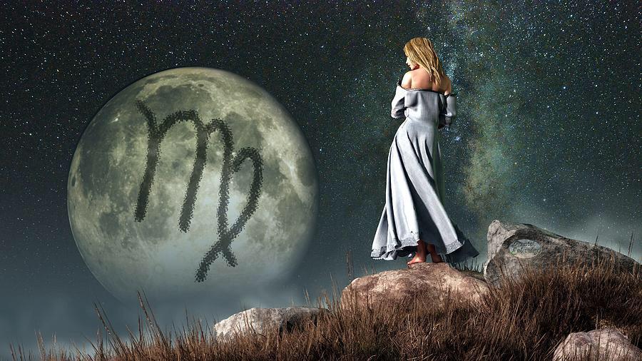 luna en virgo