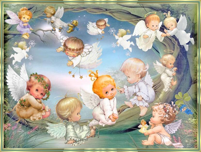 angelitos varios