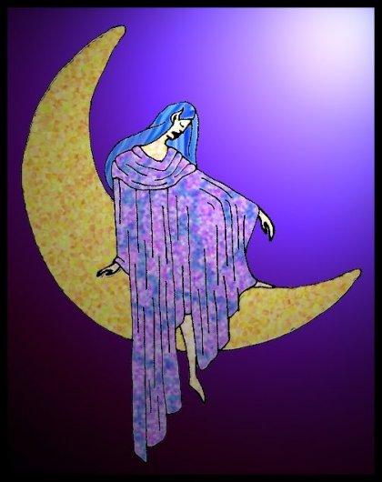 Eclipse lunar 10 11 de febrero 2017 magia angelica for Cambios de luna 2017