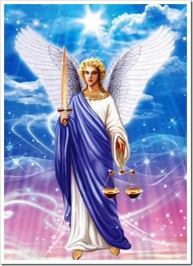 Arcangel miguel proteccion