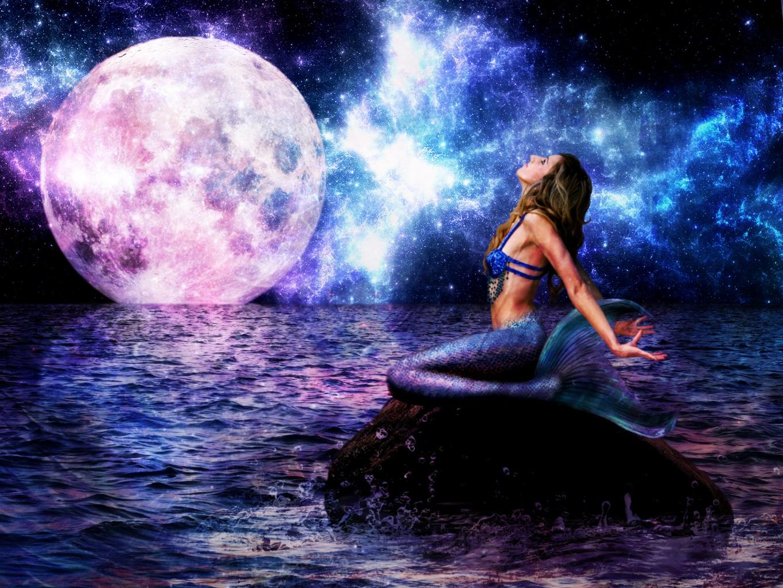 luna en piscis