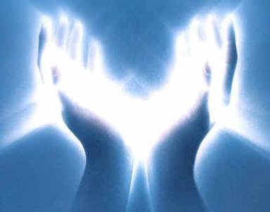 luz espiritual