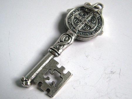 llave  de san benito
